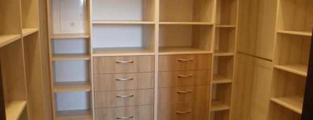 Garderoby i szafy do przedpokoju