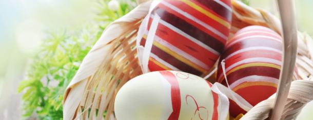 Spokojnych i pogodnych Świąt Wielkanocnych.
